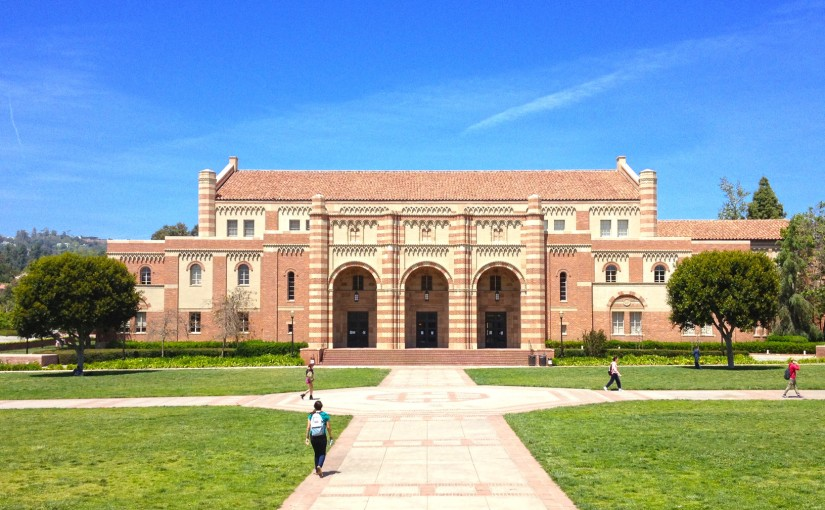 UCLA Kaufman Dance Theater