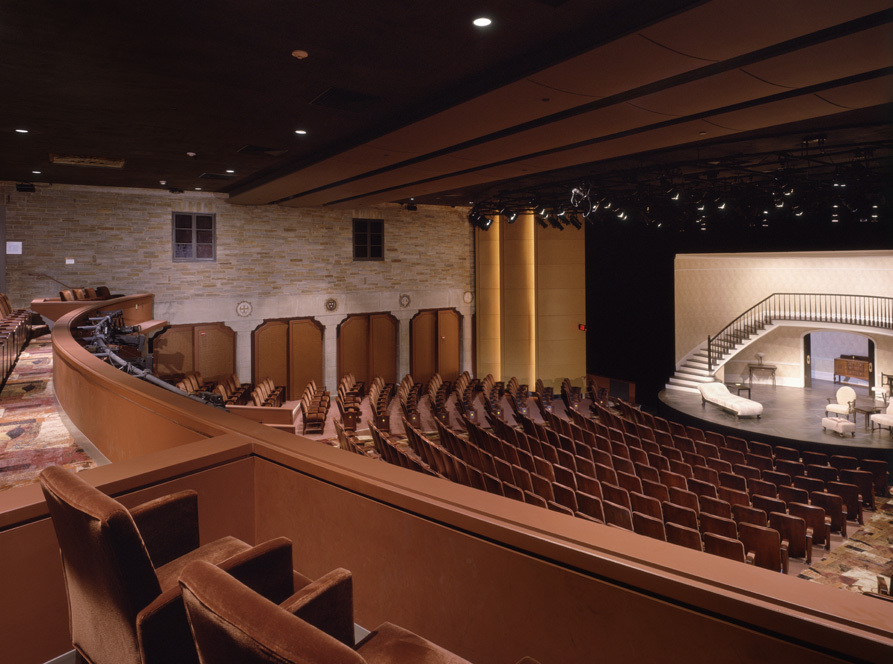 the geffen theater los angeles