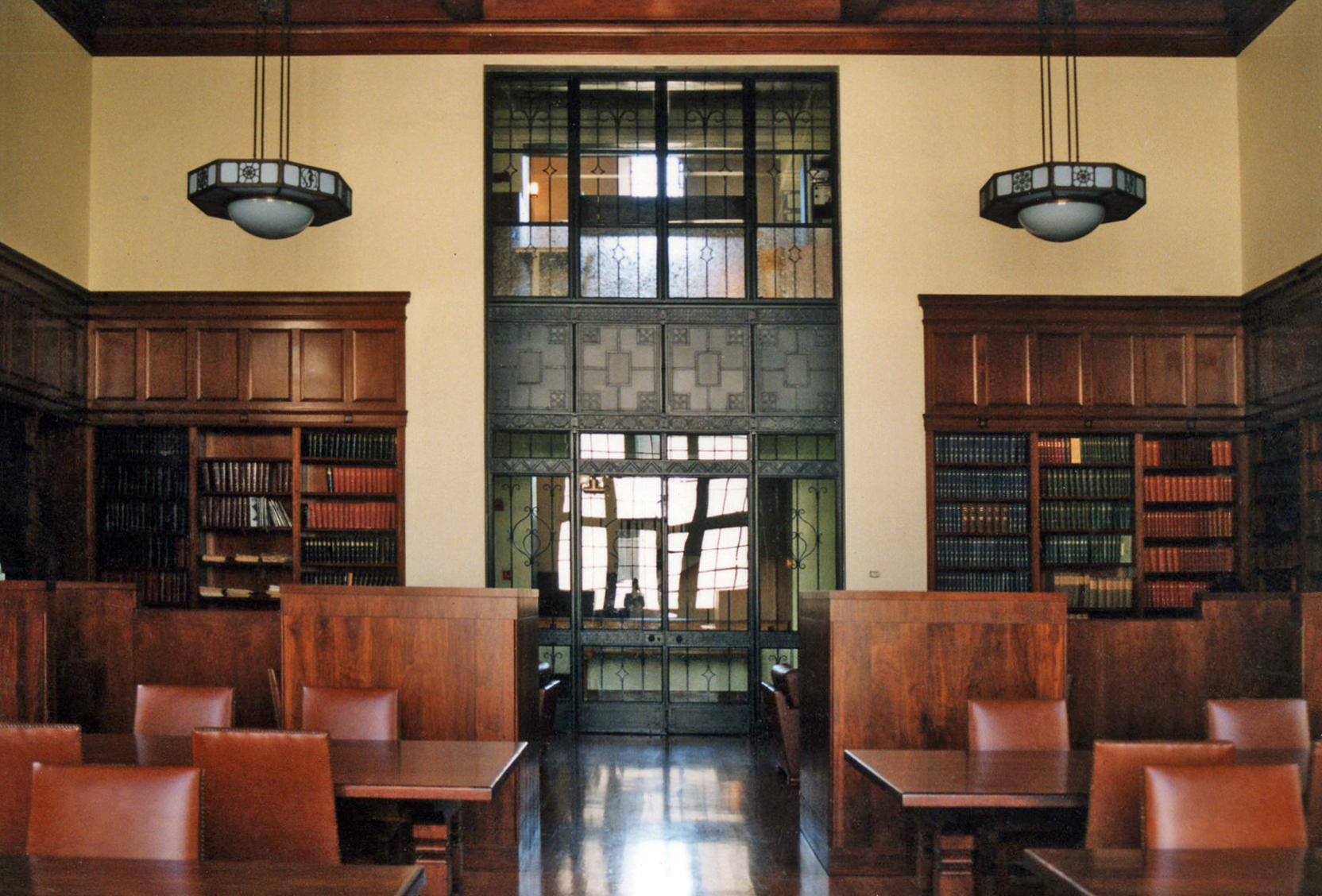 Caltech Morgan Library Kck Architects